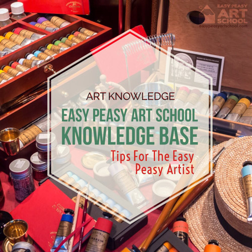 Easy Peasy Art School Knowledge Base