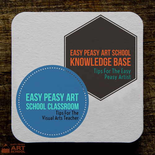 Art Knowledge - Easy Peasy Art School