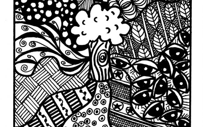 The Art of Doodling - Easy Peasy Art School